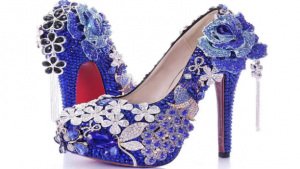 Why Blue Wedding Shoes Are Trendy