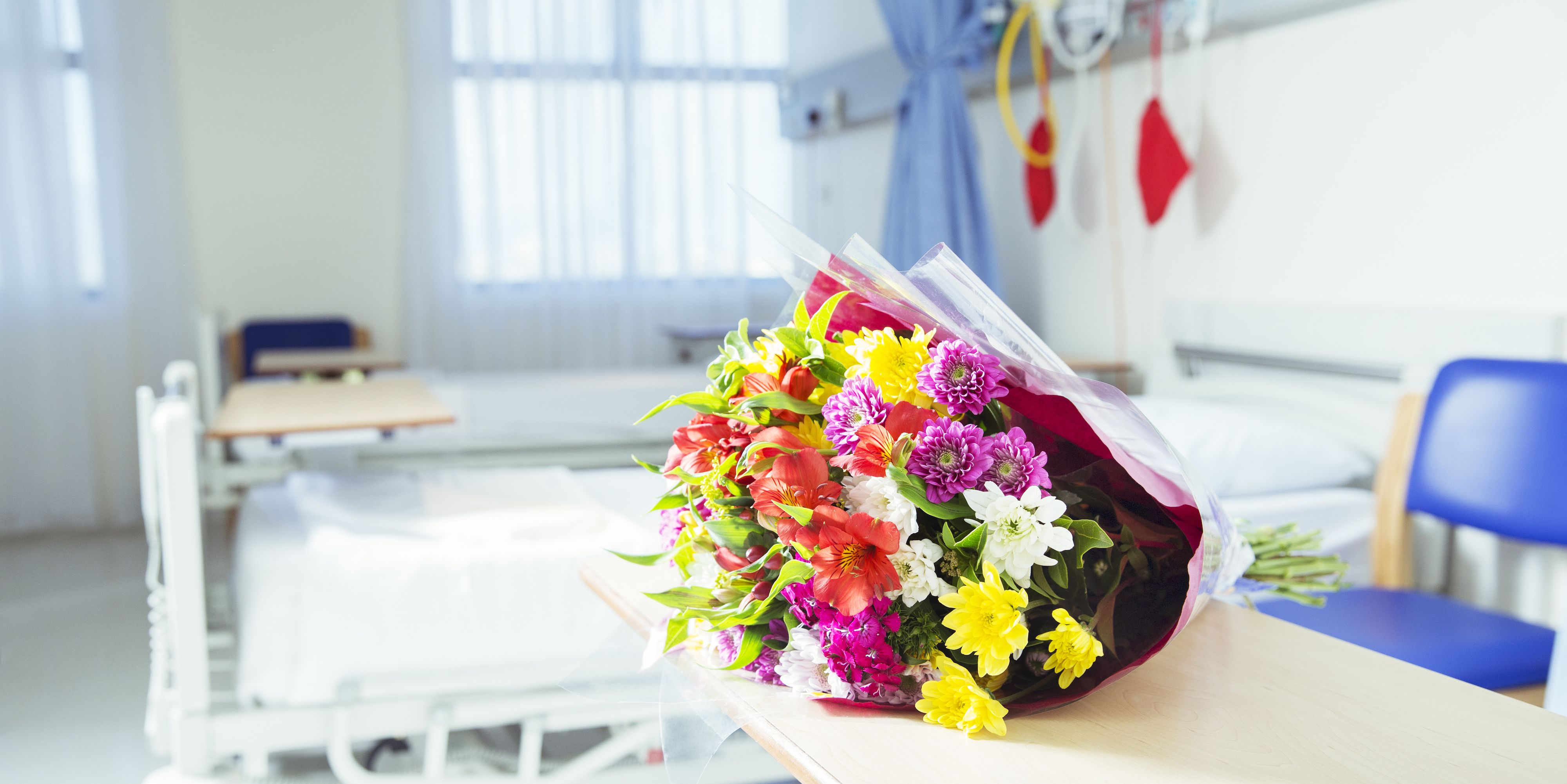 hospital flowers Gold Coast